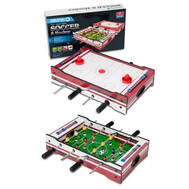 Игровой стол MINI 2-in-1 (футбол, аэрохоккей), фото 1