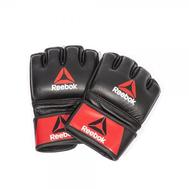 Профессиональные кожаные перчатки Reebok Combat для MMA, размер XL, фото 1