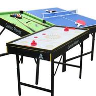 Игровой стол DFC SMILE 3 в 1 ES-GT-4870, фото 1
