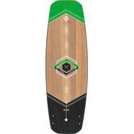 Вейкборд CWB WOODRO Wood/Black/Green, фото 1